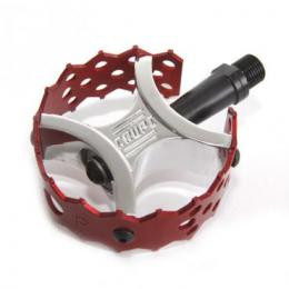 CRUPI MINI ROUND PEDAL (Red)
