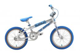 "17SE LIL RIPPER 16"" BIKE SILVER 16インチ Jr BMX"